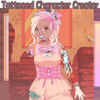 Tattooed Character Creator