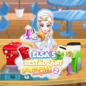 Elsa's Restaurant Breakfast Management 2