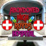 Abandoned High Royds Hospital