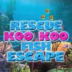 Rescue Koo Koo Fish Escape