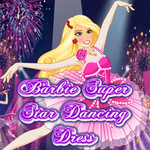 Barbie Super Star Dancing Dress