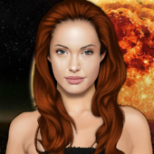 Angelina Jolie Make-Up