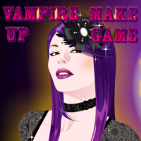 Vampire Make Up Game