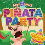 Atom& Quark Pinata Party
