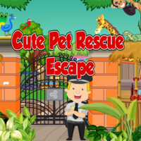 Cute Pet Rescue Escape
