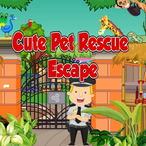 Cute Pet Rescue Escape