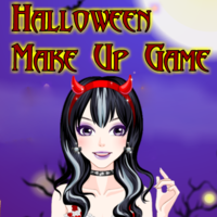 Halloween Make Up Game