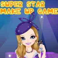 Super Star Make Up Game