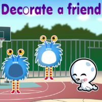 Decorate a Friend