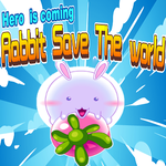 Hero Is coming Rabbit Save the World