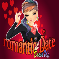 romantic Date Dress Up