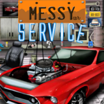 Messy Car Service