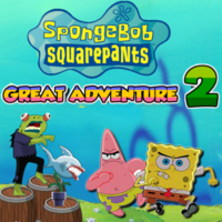 SpongeBob SquarePants Great Adventure 2
