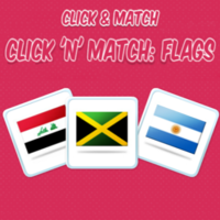 Click & Match Click 'n' Match: Flags