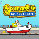 SpongeBob Get The License