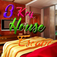 3 Key House Escape