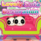 Lovely Sofa Decoration
