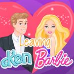 Ken Leaving Barbie