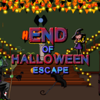 End Of HalloweenEscape