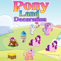 Pony Land Decoration