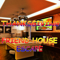 Thanksgiving Friend House Escape