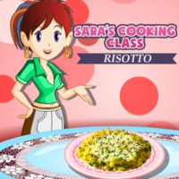 Sara's Cooking Class Risotto