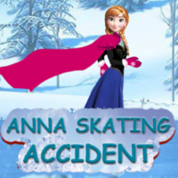 Anna Skating Accident
