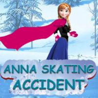 Anna Skating Accident