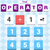 The Operator,The Operator is one of the math games that you can play on UGameZone.com for free. Can you get the answer by mental arithmetic as quickly as possible? Now, Come on and practice your ability of mental arithmetic. Tap the right number button! The countdown has begun, are you ready? Use Mouse to play.