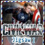 Captain America Civil War Jigsaw 1