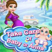 Take Care Of Baby Of Anna