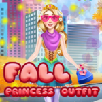 Fall Princess Outfit