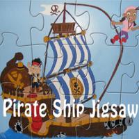 Pirate Ship Jigsaw