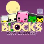 Blocks Happy Halloween