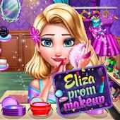 Eliza Prom Makeup