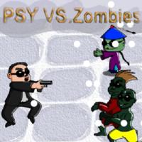 PSY VS. Zombies