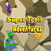 Super Troll Adventure