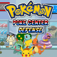 Pokemon Poke Center Defense