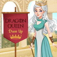 Best New Giochi,Dragon Queen Dress Up is one of the dress up games that you can play on UGameZone.com for free. This powerful princess is taking some time off from ruling her kingdom and battling her enemies with her dragons for an awesome makeover. Help her choose a fresh hairstyle and a new gown in this magical online game for girls.