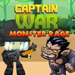 Captain War Monster Rage