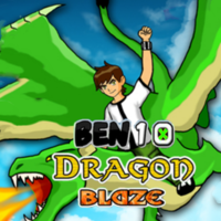 Ben 10 Dragon Blaze