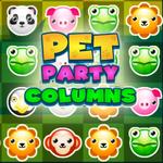 Pet Party Columns