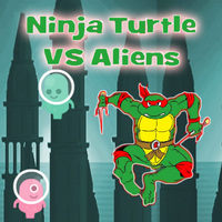 Ninja Turtle Vs Aliens