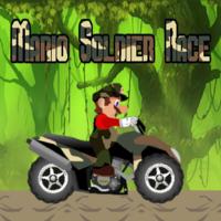 Mario Soldier Race