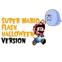 Super Mario Flash Halloween Version
