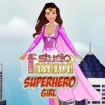 Fashion Studio Superhero Girl
