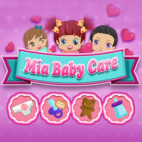Trendy gier,Mia Baby Care is one of the Matching Games that you can play on UGameZone.com for free. Mia is a babysitter in the game. She is taking care of many babies and they need different things. Help Mia drag the correct things to babies to keep them happy. Reach to the target score in a set time to enter into the next level.