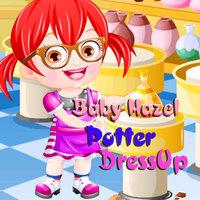 Baby Hazel Potter Dressup