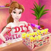 DIY Belle Jewelry Box