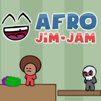Popolare Giochi,Afro Jim-Jam is one of the Puzzle Games that you can play on UGameZone.com for free. Touch the screen to move Jim-Jam. Collect bricks. Stand under weeping kids to deliver the bricks to make them happy and earn some sweet candies.